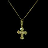 9ct-gold-orthodox-cross-pendant-zirconia