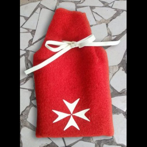 Malta Playing Arts deck cards felt pouch