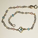 9ct-9kt-gold-bracelet-cross-lucky-eye-pink-blue-beads