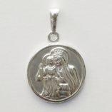 Sacred-Heart-Jesus-pendant-Sterling-Silver-side2