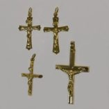 9ct-gold-crucifix-pendants