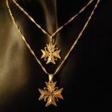 9ct-gold-maltese-cross-pendants-marquis-stones