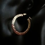 9ct-9kt-gold-hoop-earrings-tri-colour-26mm-Italy