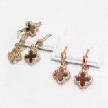 9ct-9kt-gold-cross-ring-earrings
