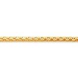 9ct-gold-diamond-cut-fold-over-popcorn-necklace