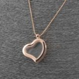 love-memory-locket-heart-rose-tone-30mm