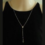 9ct-Gold-rosary-beads-necklace-diamond-cut-Italy
