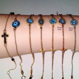 9ct-gold-evil-eye-cross-bracelets