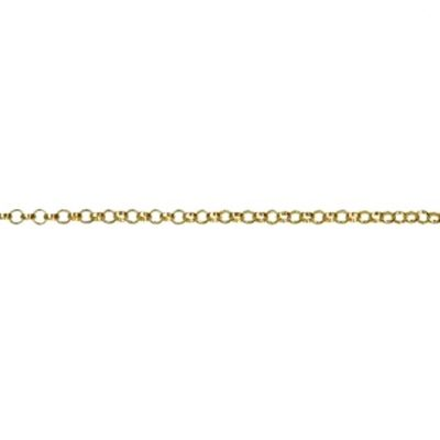 9ct Gold Belcher chain 1.8mm